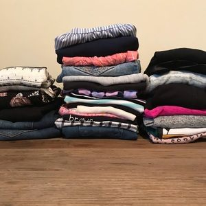 Bundle of girls clothing 28 pc